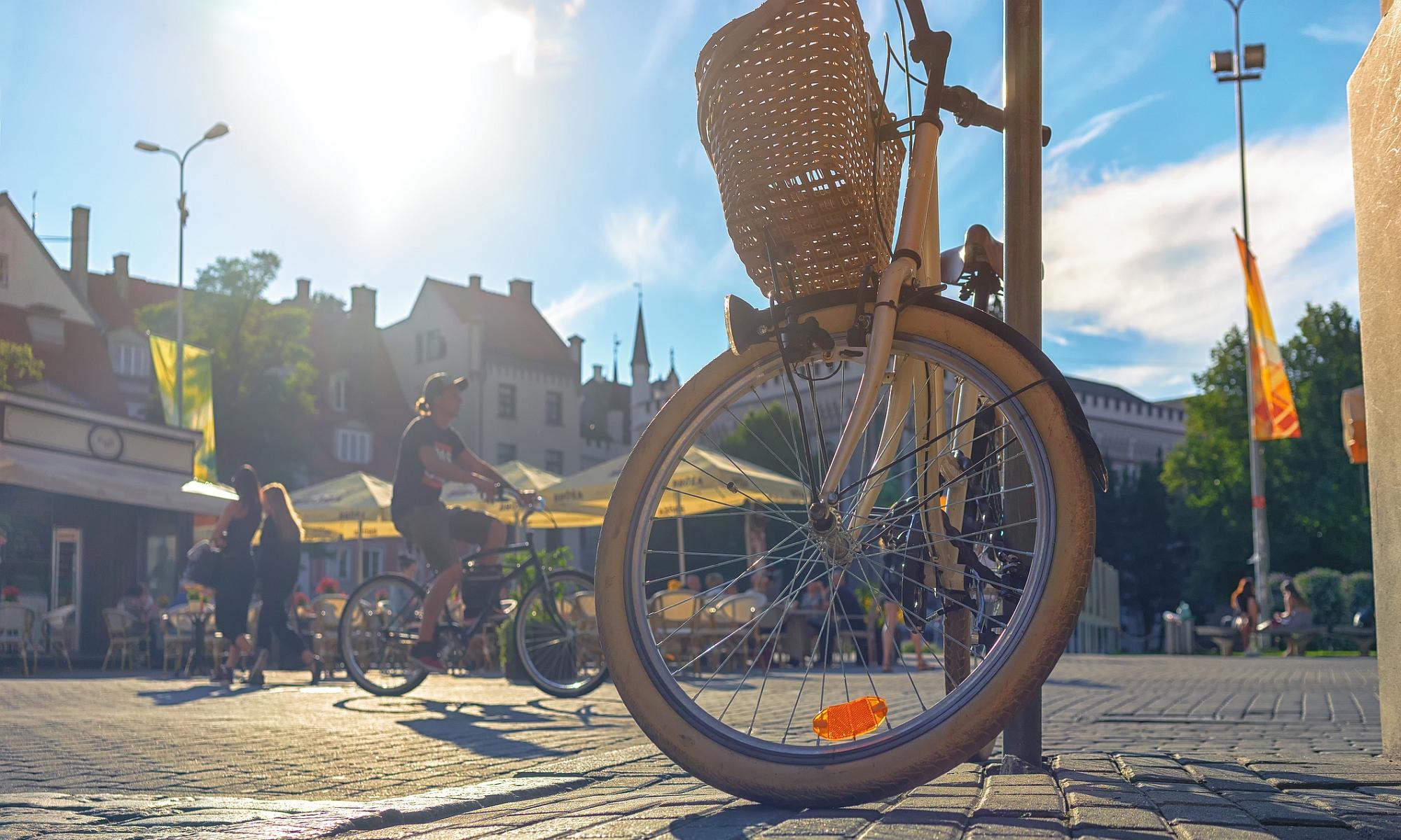 Velomaršruti un veloceliņi Rīgā un Jūrmalā
